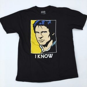 "Star Wars ""I Know"" Tee"